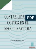 Contabilidad de Costos Negocio Avicola