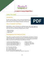 Filtros Analogicos Con Matlab