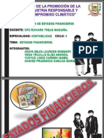 Estados Financieros en Grupo