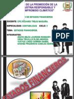 Estados Financieros en Grupo