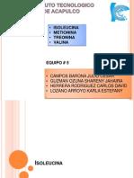 Bioquimica Del Nitrogeno