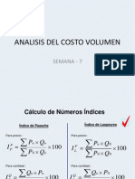Analisis de Costo Volumen