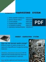 Energy Harv System