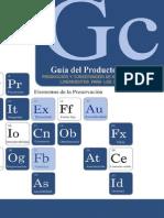 Guia del productor personal. Produccuñion y conservación de materiels digitales:lineamientos prara los individuoes