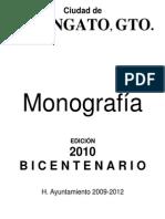 Monografia de Uriangato