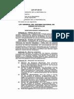 Reglamento de La Ley 29151