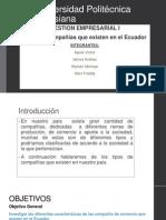 Compañias del Ecuador