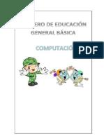 Computacion para niños de 1bgu