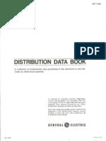Distribution Data Book GE GET-1008L