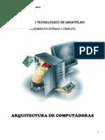 Unidad 1 y 2 Arquitectura de Cómputo MOLINA
