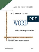 Practicas Diplomado de Word