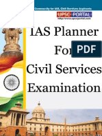 IAS Planner
