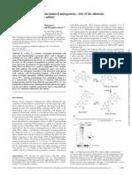 For Seminar Molecular Basis of Aflatoxin-Induced Mutagenesis