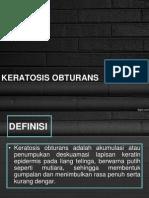ppt Keratosis Obturans