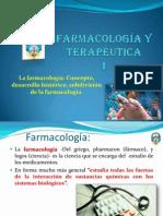FARMACOLOGÍA  1