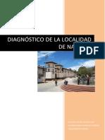 Diagnóstico de La Localidad de Namora