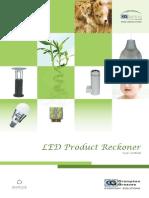 LED Product Reckoner