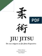 Livro Jiu Jitsu Por Fabio R Soler