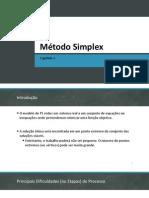02 - Método Simplex