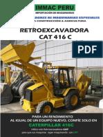 Catalogo Cat 416 c