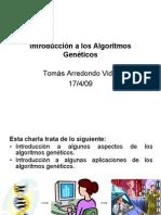 Introduccion a Los Algoritmos Geneticos