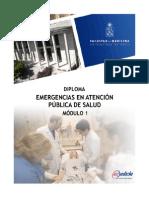 Emergencias en atención pública