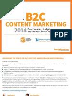 research on b2c cc