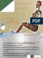 Diapositivas Trauma y Embarazo