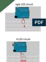 Arduino Circuit Sketch