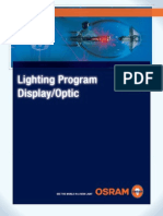 Lighting Program Display Optic