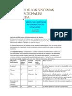 2.3.- USO DE LOS SISTEMAS INTERNACIONALES DE MEDIDA