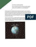 El Campo Magnético de La Tierra y El Paleomagnetismo