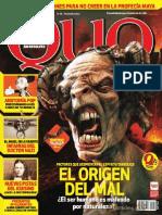 Quo Noviembre 2012- El origen del mal
