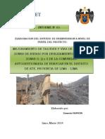 Perfil Pip Huaycán 1. Resumen 13 Mayo