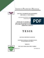 Diseño de un control difuso para la relación de alimentación de hidrógeno en un reactor  para una.pdf
