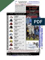 """INSIDE THE HBCU HUDDLE"" - Dr. Cavil1's 2014 HBCU Football Rankings-Week 10"