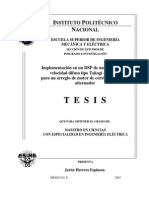 Implementación en un DSP de regulador de velocidaddifuso tipo takagi-sugeno para un arreglo de mo