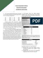 Soal Dan Jawaban Heizer Labour Economics Forecasting
