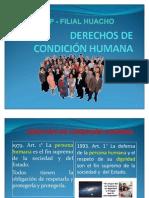 Derechos de Condición Humana