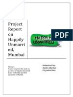 Happily Unmarried Report