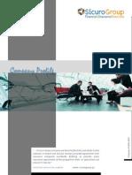 sicuro group company profile 2014 english version