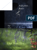 1-Autumn Rain-Giọt Mưa Thu