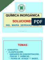 QUIMICA INORGANICA SOLUCIONES