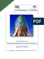 Texto Espiritualidad Juvenil Salesiana