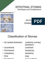 Intestinal Stomas - AKT