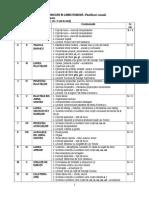 planificare Cls II -Ars Libris