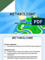 (1) METABOLISME-ENZIM
