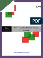Finances Publiques Maroc
