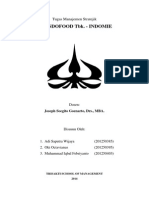 analisis swot pt indofood - indomie