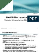 SONET & SDH DOCUMENTS